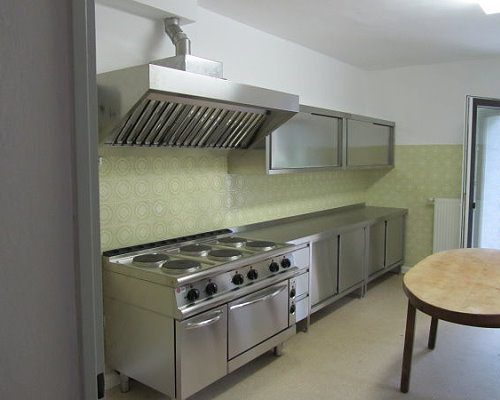 Haupthaus Küche